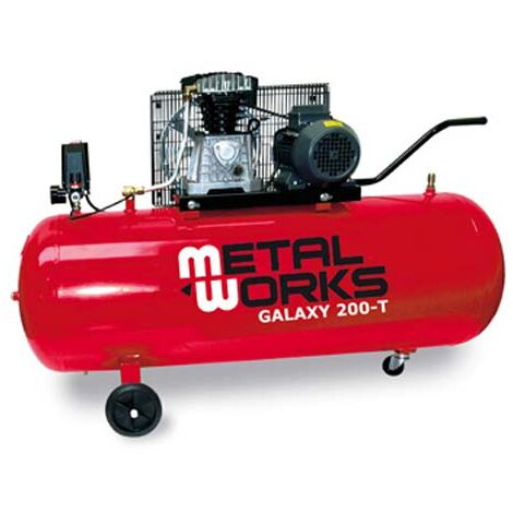 METALWORKS 4582003 COMPRESOR GALAXY 200, 3 C.V. 400 V.