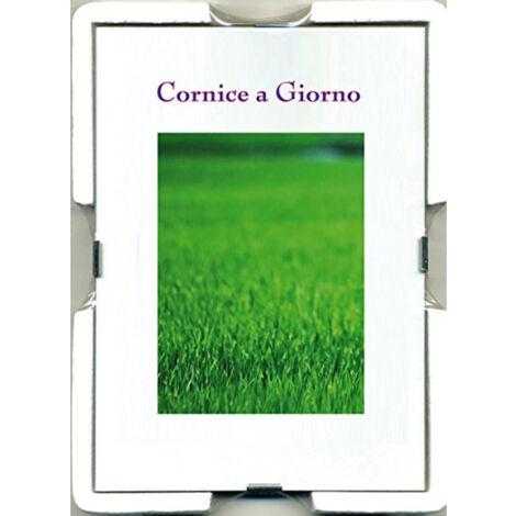 Cornice a Giorno 20X25 Lastra in Crilex e supporto in cartone pressato x Poster