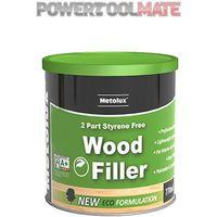 Metolux 1.4kg 2 Part Styrene-Free Professional Wood Filler – Pine