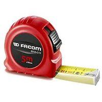 Mètre à ruban 5m boîtier ABS largeur 19mm FACOM 893B.519PB