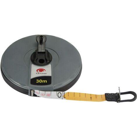 Mètre à ruban Velleman fibre de verre ABS 30 m S908011