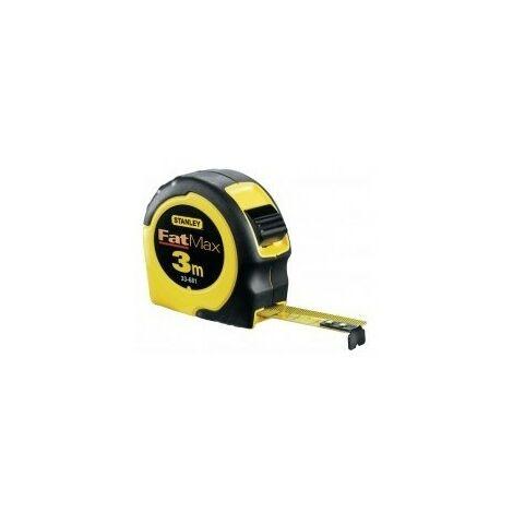 Mètre double marquage Fatmax STANLEY 3m x 16mm - 1-33-681