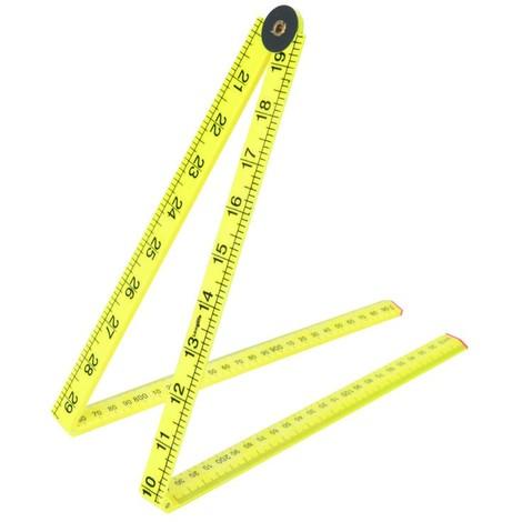 Mètre pliable 1 000 mm