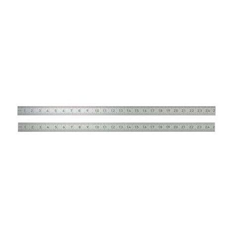 MÈTRE-RUBAN 0.15 M BMI 962115R ACIER INOXYDABLE