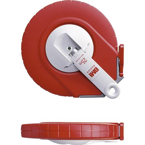 Mètre-ruban 10 m BMI 515214010B acier 1 pc(s) R326641