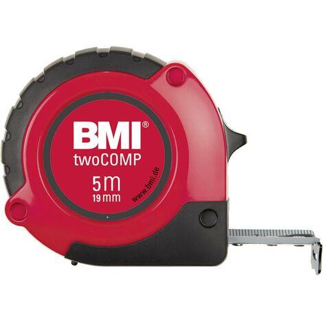Mètre-ruban 2 m BMI 472241021 acier 1 pc(s)