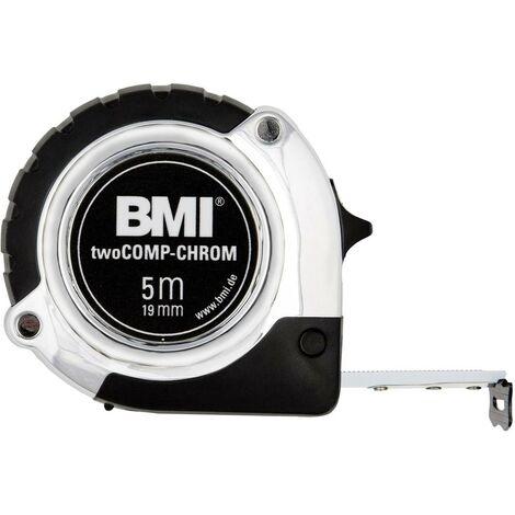 Mètre-ruban 2 m BMI 475241221 acier 1 pc(s)