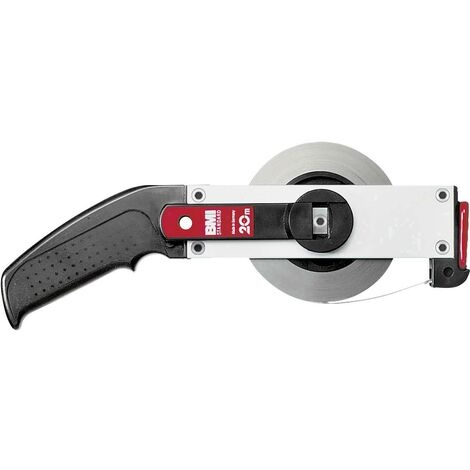 Mètre-ruban 20 m BMI 515014020A acier 1 pc(s) R326111