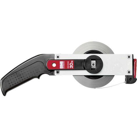Mètre-ruban 20 m BMI 520021020A fibre de verre 1 pc(s) R326621