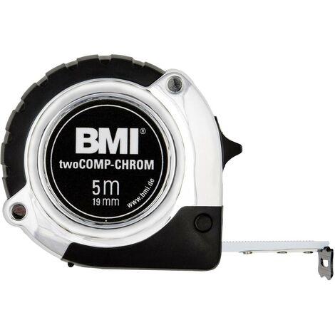 Mètre-ruban 3 m BMI 475341221 acier 1 pc(s)