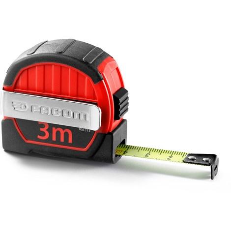 Mètre ruban 3m compact dos magnétique Facom série limitée 100 ans 100.313BU