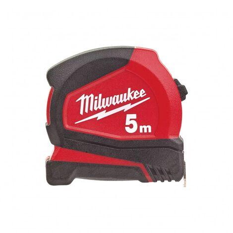 Mètre ruban 5m/25mm Compacte Pro | 4932459593 - Milwaukee