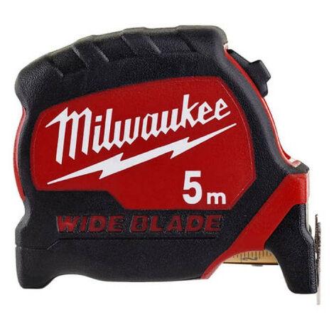 Mètre ruban 5m MILWAUKEE - Wide Blade 33mm 4932471815