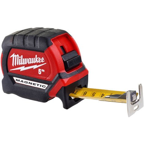 Mètre ruban magnétique 5m Premium | 4932464599 - Milwaukee