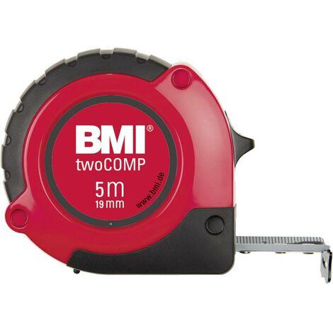 Mètre-ruban 8 m BMI 472841021 acier 1 pc(s)
