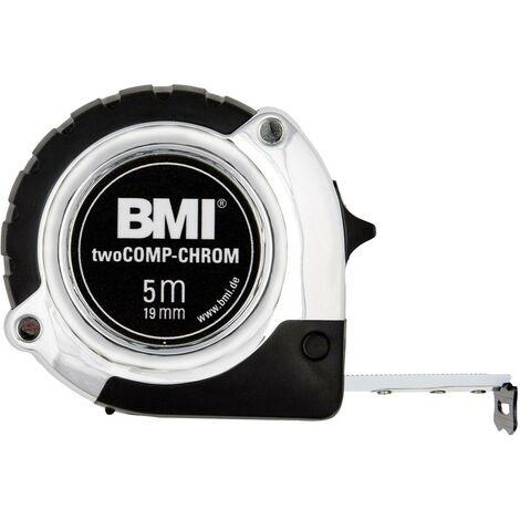 Mètre-ruban 8 m BMI 475841221 acier 1 pc(s)