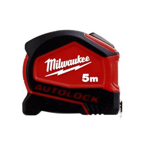 Mètre ruban Autolock MILWAUKEE 5m - 4932464663