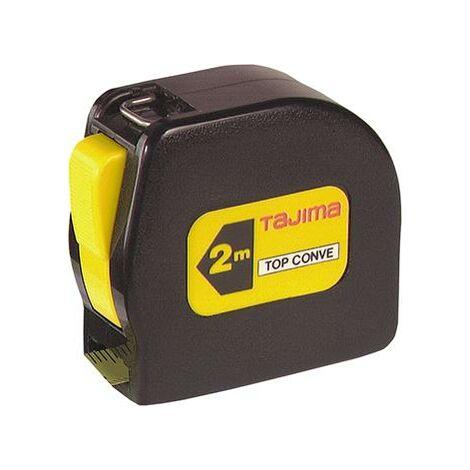 Mètre-ruban de poche TOP CONVE 2mx13mm TAJIMA 1 PCS