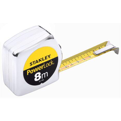 Mètre ruban en matière synthétique - Stanley