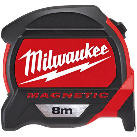 Mètre ruban magnétique Milwaukee PREMIUM