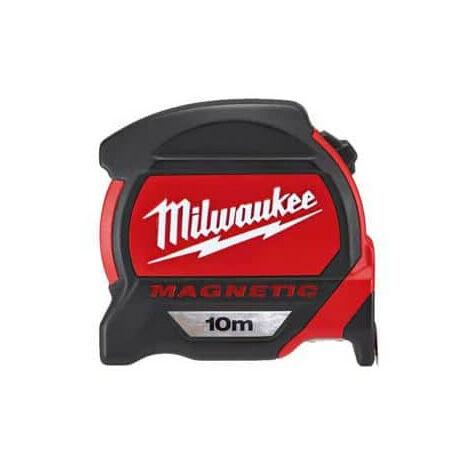 Mètre ruban magnétique Milwaukee PREMIUM - plusieurs modèles disponibles