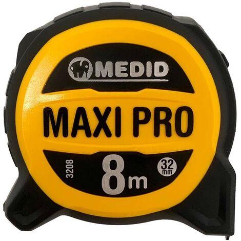 Mètre ruban MAXI PRO 8m x 32mm - Medid - 3208