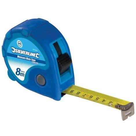 Mètre ruban Measure Mate - 8 m x 25 mm