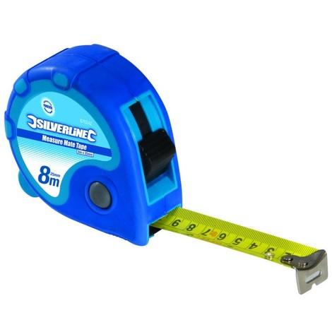 """Mètre ruban """"Measure Mate"""" 8 m x 25 mm"""