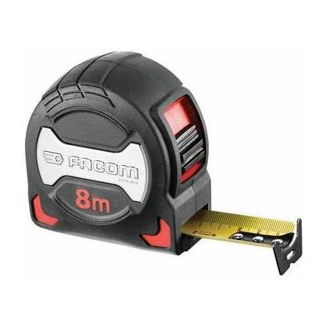 Mètre ruban Premium grip FACOM 8m x 28mm - 897A.828PB