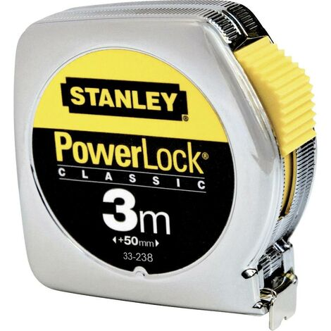 Mètre-ruban Stanley by Black & Decker Powerlock 1-33-218 1 pc(s) S030191