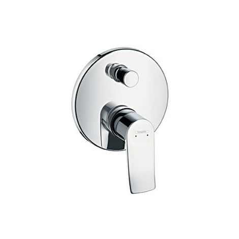 Metris Single lever bath mixer for concealed installation (31493000)