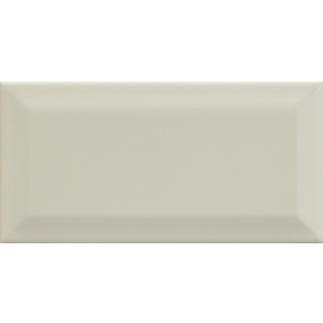 Metro Bevelled Cream 10x20 Ceramic Tile