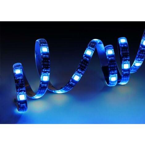 "main image of ""Metronic 451142 - Tira LED ""L"" para TV de 42 a 49 pulgadas, multicolor"""