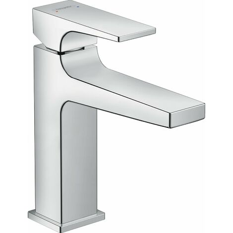Metropol Metropol 110 Mitigeur de lavabo CoolStart poignée manette, bonde Push-Open chrome (32508000)