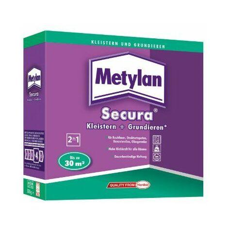Metylan 592107 Colle à papier peint et apprêt Secura 500 g
