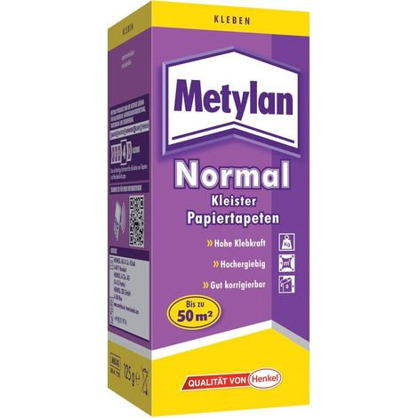 Metylan normal Tapeten-Kleister 125g ( Inh.40 Stück )
