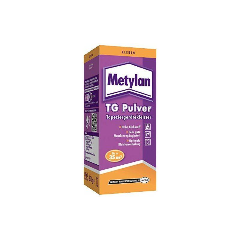 TG tapisser, 200g Lot de 1Colle instantanée, mtgi3 - Metylan