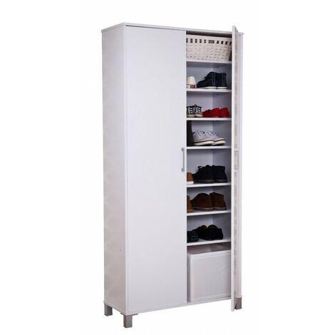 Meuble à chaussures Duero 7177 | Blanc