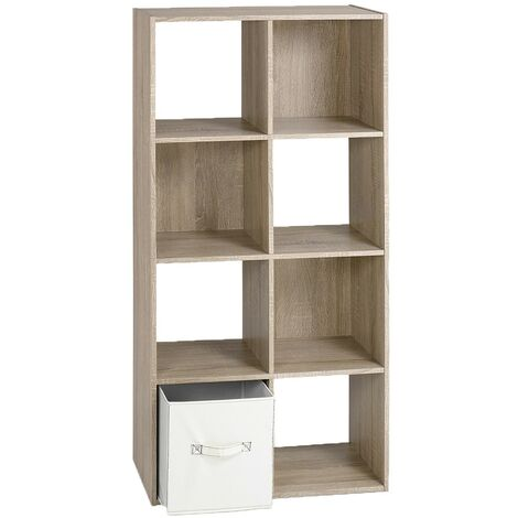 Meuble Case - Meuble 8 cases - Rangement Maison