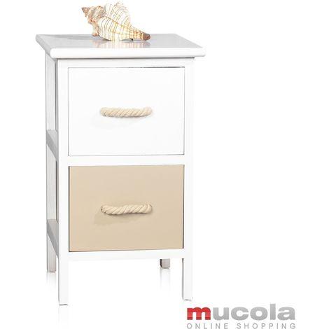 Meuble de chevet Table de chevet Console de chevet Commode de chevet Buffet Marron
