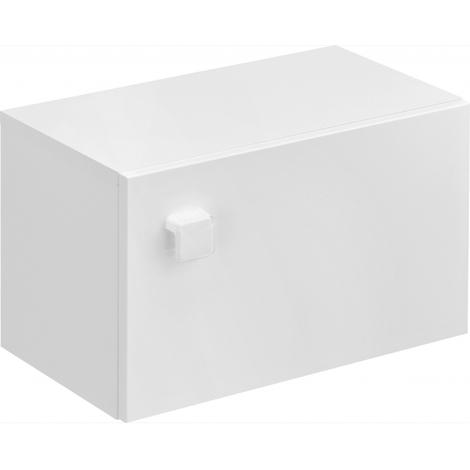 Meuble de rangement salle de bain gain de place profondeur 24.5cm