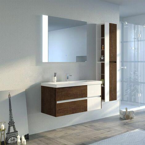 Meuble de salle de bain AZAMARA 1000