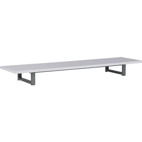 Meuble de salle de bain Blanc 160x40x16,3 cm