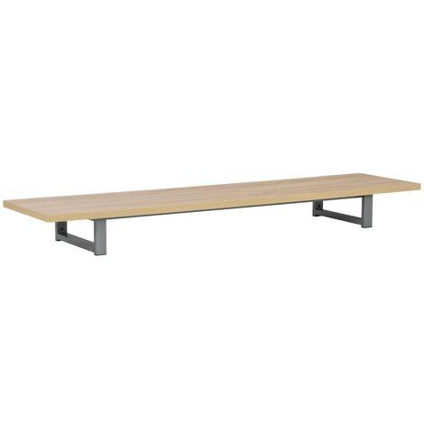 Meuble de salle de bain Chêne 160x40x16,3 cm