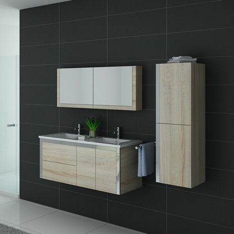 Meuble de salle de bain DIS025-1200 Scandinave - DIS025-1200SC