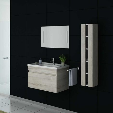 Meuble de salle de bain DIS800A Scandinave