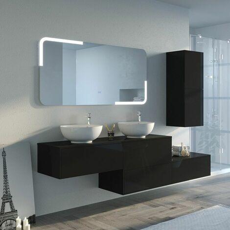 Meuble de salle de bain DOLCE VITA Noir