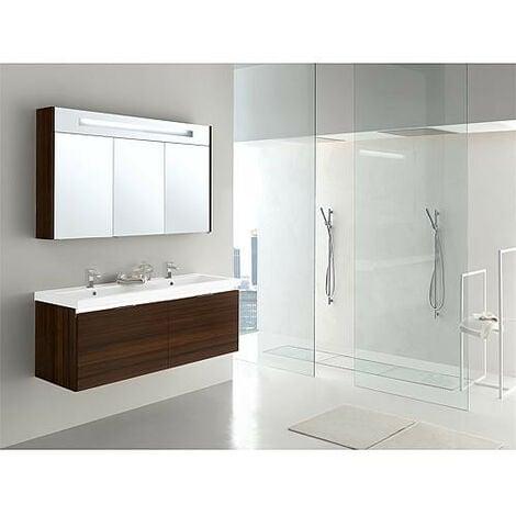 Meuble de salle de bain EPIC Serie MBH Méleze marron