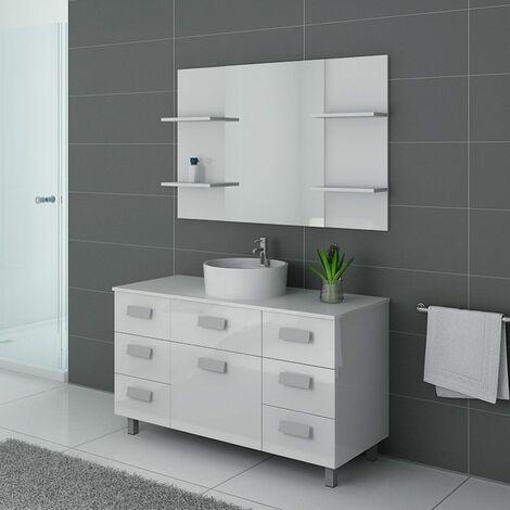 Meuble de salle de bain IMPERIAL Blanc