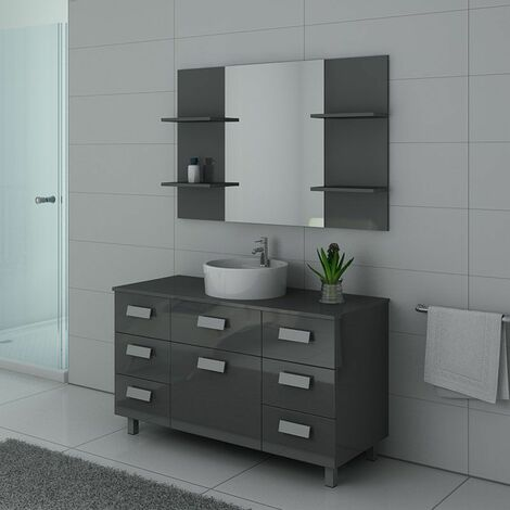 Meuble de salle de bain IMPERIAL Gris Taupe
